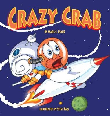Crazy Crab by Mark C. Evans
