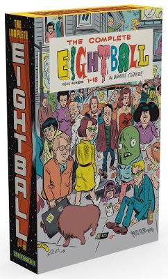 Complete Eightball, The 1-18 by Daniel Clowes