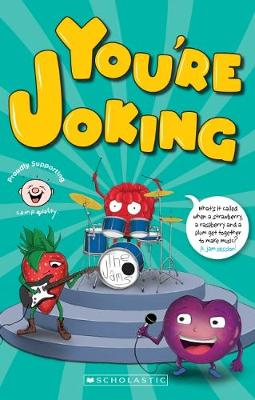 You're Joking - Camp Quality Joke Book 2019 by Jim Dewar