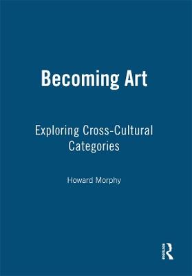 Becoming Art book