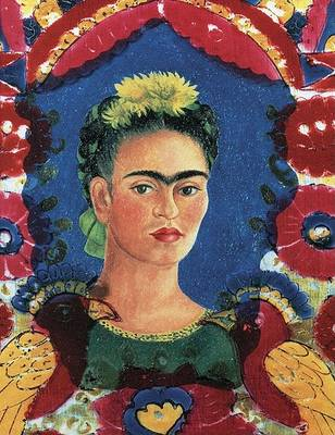 Frida Kahlo by Frida Kahlo