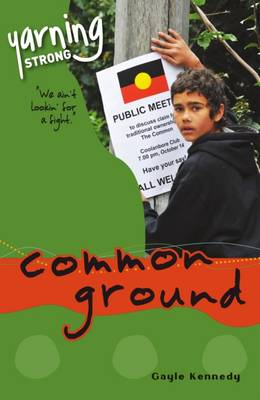 Yarning Strong Common Ground by Gayle Kennedy