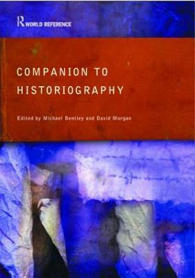 Companion to Historiography book