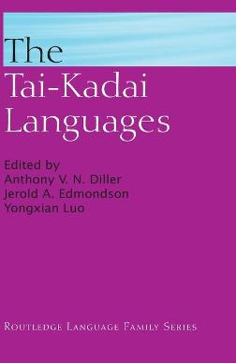 Tai-Kadai Languages book
