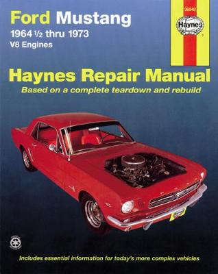 Ford Mustang V8 Owner's Workshop Manual by J. H. Haynes