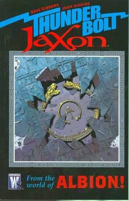 Thunderbolt Jaxon TP by John Higgins