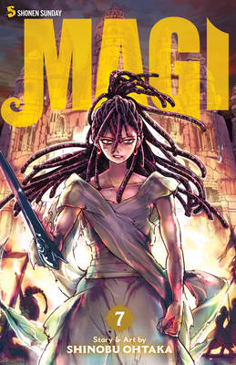 Magi: The Labyrinth of Magic, Vol. 7 by Shinobu Ohtaka
