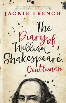 Diary of William Shakespeare, Gentleman book