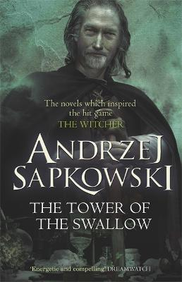 Tower of the Swallow by Andrzej Sapkowski