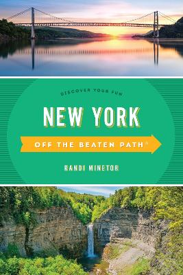 New York Off the Beaten Path (R): Discover Your Fun book