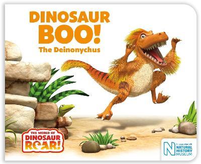 Dinosaur Boo! The Deinonychus book