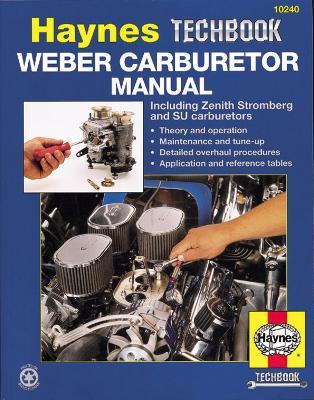 Weber Carburettor Manual by A. K. Legg