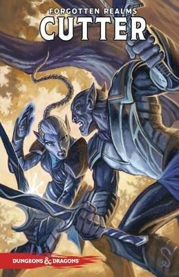 Dungeons & Dragons Cutter by David Baldeon
