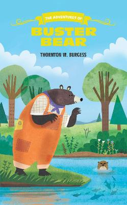 Adventures of Buster Bear book