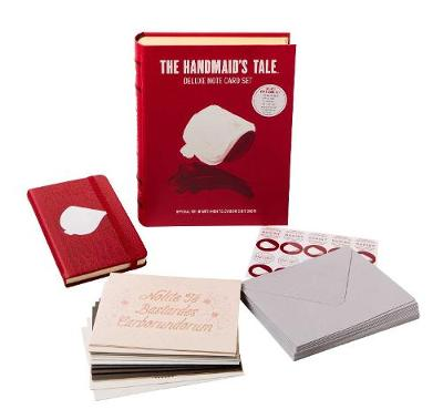 The Handmaid's Tale Deluxe Note Card Set: With Keepsake Book Box by Insight Editions