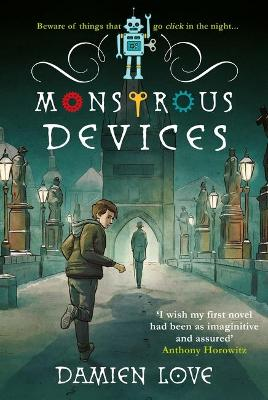 Monstrous Devices by Damien Love