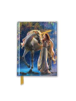 Elena Goryachkina: Sophia and the Unicorn (Foiled Pocket Journal) by Flame Tree Studio