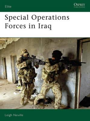 Special Operations Forces in Iraq book