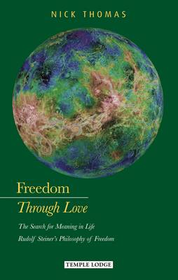 Freedom Through Love by Nick Thomas