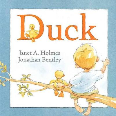 Duck: Little Hare Books by Janet A. Holmes