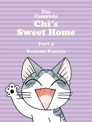 Complete Chi's Sweet Home Vol. 4 by Konami