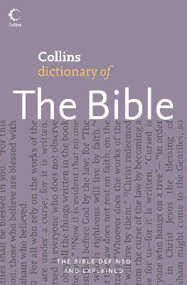 Collins Dictionary of The Bible book