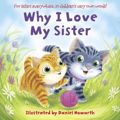 Why I Love My Sister by Daniel Howarth