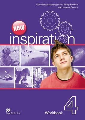 New Edition Inspiration Level 4 Workbook by Judy Garton-Sprenger