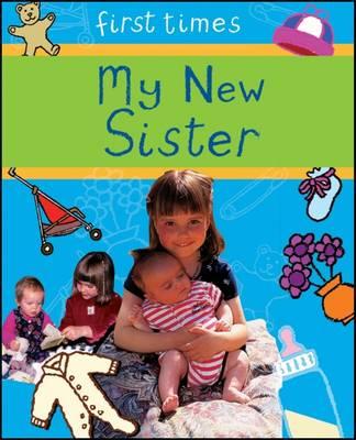My New Sister by Rebecca Hunter