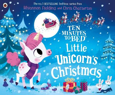 Ten Minutes to Bed: Little Unicorn's Christmas book