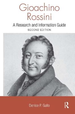 Gioachino Rossini book