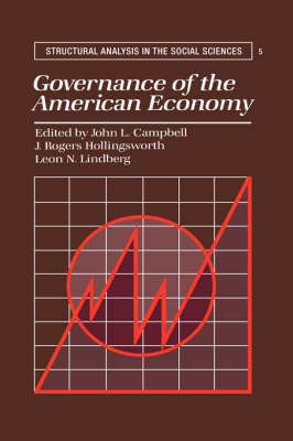 Governance of the American Economy book