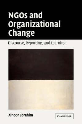 NGOs and Organizational Change book
