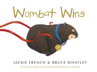 Wombat Wins book