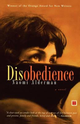 Disobedience by Naomi Alderman