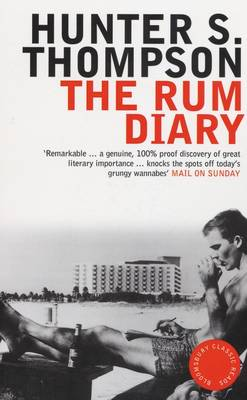 Rum Diary by Hunter S. Thompson