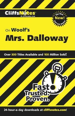 CliffsNotes on Woolf's