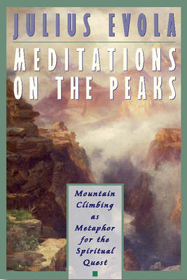 Meditations on the Peak book