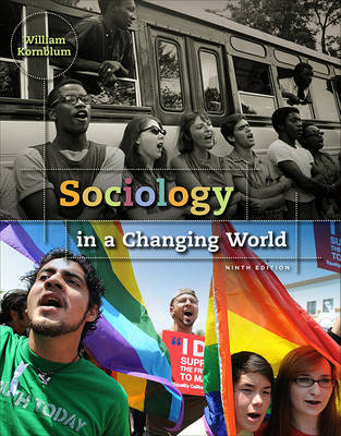 Sociology in a Changing World book