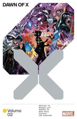 Dawn Of X Vol. 2 by Jonathan Hickman