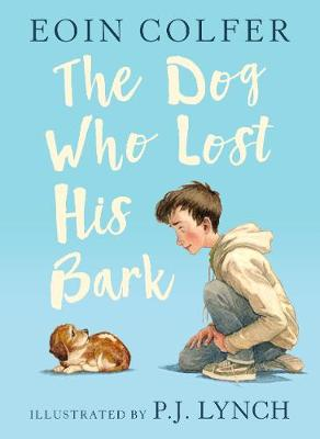 The Dog Who Lost His Bark book