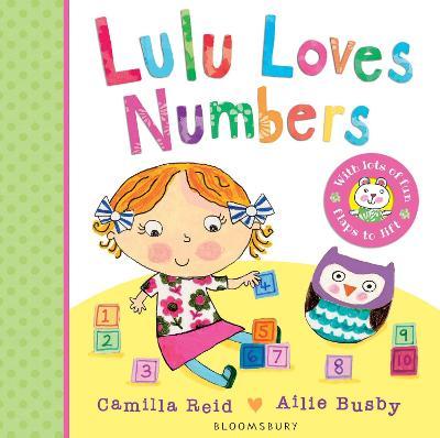 Lulu Loves Numbers by Camilla Reid