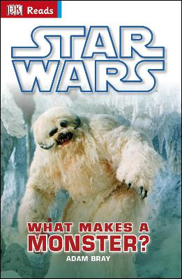 Star Wars What Makes A Monster? book