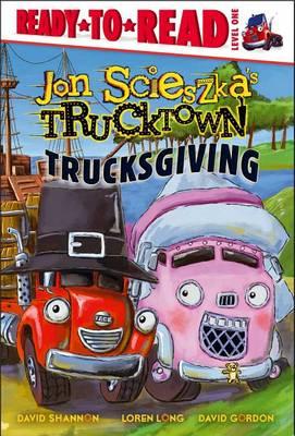 Trucksgiving book