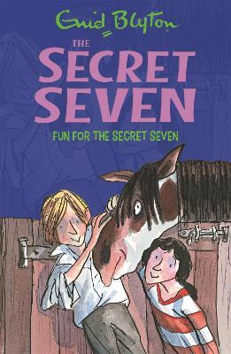 Secret Seven: Fun For The Secret Seven by Enid Blyton