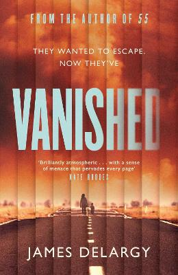 Vanished by James Delargy