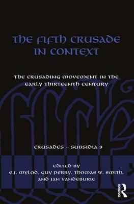 Fifth Crusade in Context book