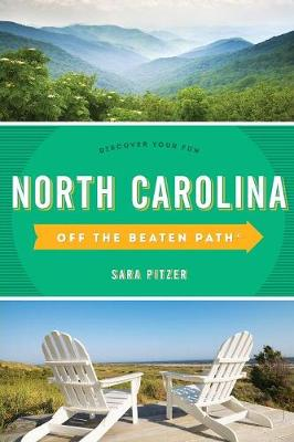 North Carolina Off the Beaten Path (R) book