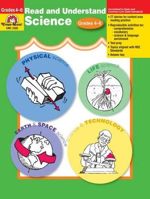 Read & Understand Science Grades 4-6+ book