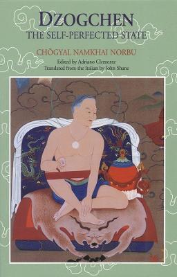 Dzogchen by Chogyal Namkhai Norbu